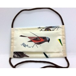 Bio-Baumwolle Vögel