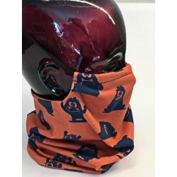 Maskenschal für Kinder