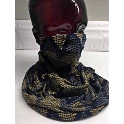 Maskenloop Muster
