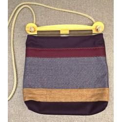 Tasche Aubergine 2