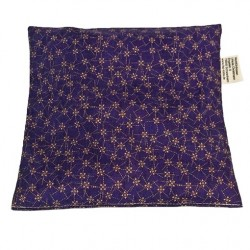 Lavendelkissen Lila mit Blüten