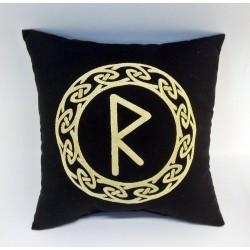 Runen Kissen