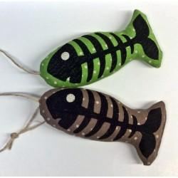 Katzenminzekissen Fisch