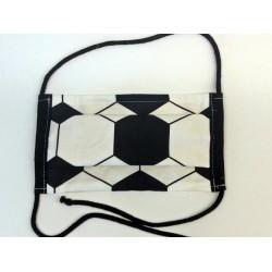 Alltagsmaske Fussballfreund