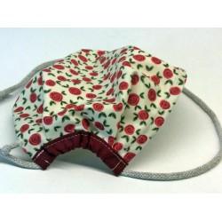 Alltagsmaske Rosen