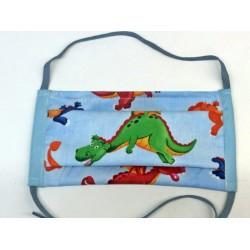 Alltagsmaske Kinder Drachen