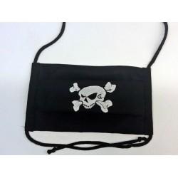 Alltagsmaske Skull Bestickt